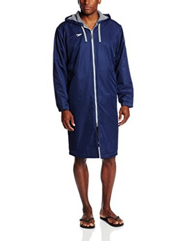 Unisex Team Swim Parka By Speedo
