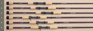 St. Croix Mojo Inshore Spinning Dropshot Rod