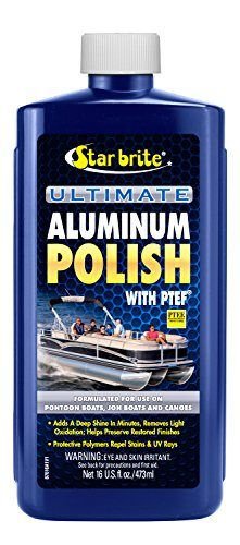 Star Brite Ultimate Aluminum Boat Polish
