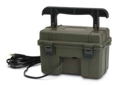 Stealth Cam 12V Marine Battery Box