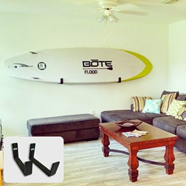 Minimalist Paddleboard Wall Storage Rack By StoreYourBoard