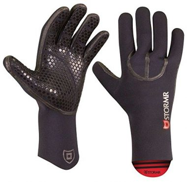 Stormr Typhoon Women and Men's Durable Ice Fishing Gloves