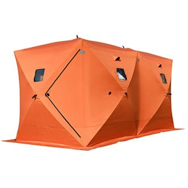Tangkula Pop-up Ice Fishing Shelter