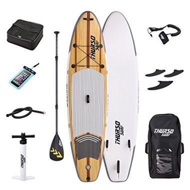 THURSO SURF Waterwalker All Around Inflatable Stand Up Paddle Board