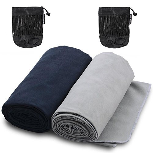 The Friendly Swede Microfiber Swim Towels