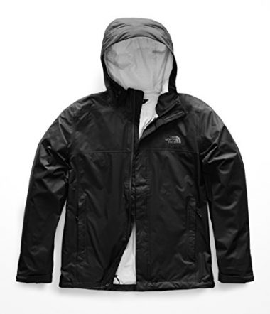 The North Face Jacket Rain Gear For Fishing