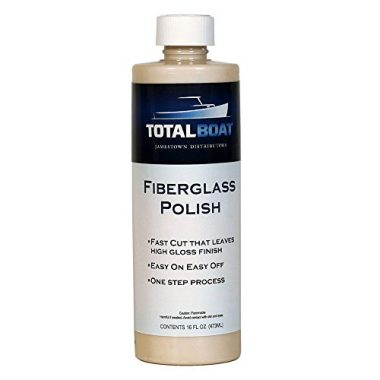 TotalBoat Marine Fiberglass Boat Polish