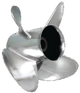 Turning Point Boat Propeller