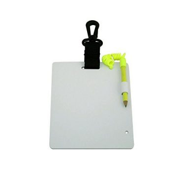 Scuba Dive Underwater Writing Slate By Promate