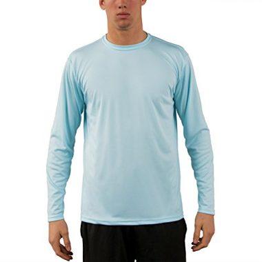 Vapor Apparel Unisex UPF 50+ Sun Protection Performance Long Sleeve T-Shirt