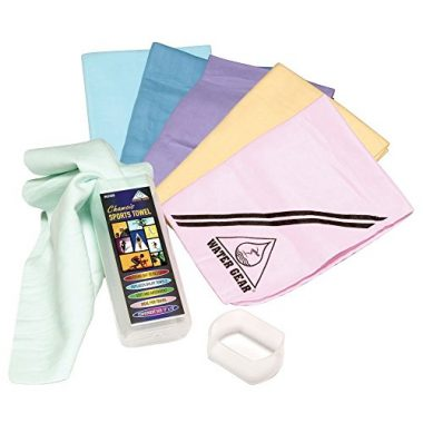 Water Gear Chamois Swim Towels