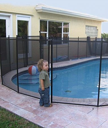 Water Warden 4′ Pool Safety Fence