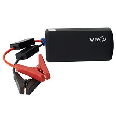 Weego JS12 Jump Starter Power Pack Marine Battery Charger