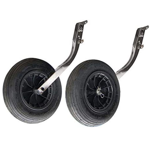 Davis Instruments Wheel-A-Weigh Extra Duty Boat Launching Wheels