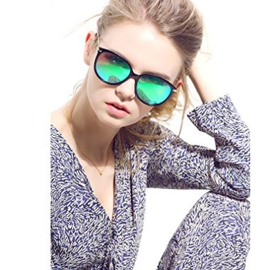 Women's Cat Eye Polarized Sunglasses