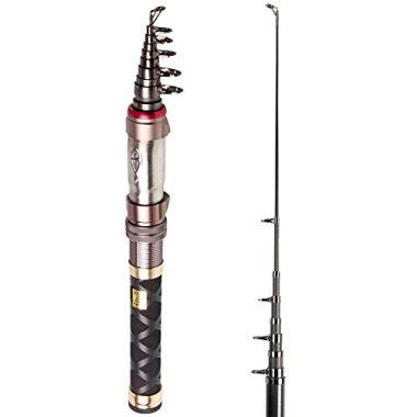 Ultralight Pocket Travel Fishing Rod By Yongzhi