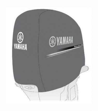 Yamaha OEM Heavy-Duty 4.2L Offshore Outboard Motor Cover