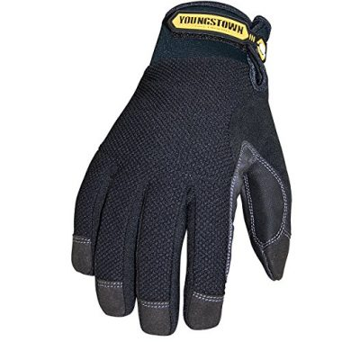 Youngstown Glove Waterproof Winter Ice Fishing Gloves