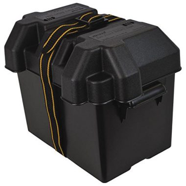 Attwood Standard Marine Battery Box