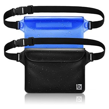 Waterproof Pouch With Waist Strap By Blue Sky Basics