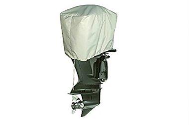 iCOVER 600 Denier Waterproof Heavy Duty Outboard Motor Cover