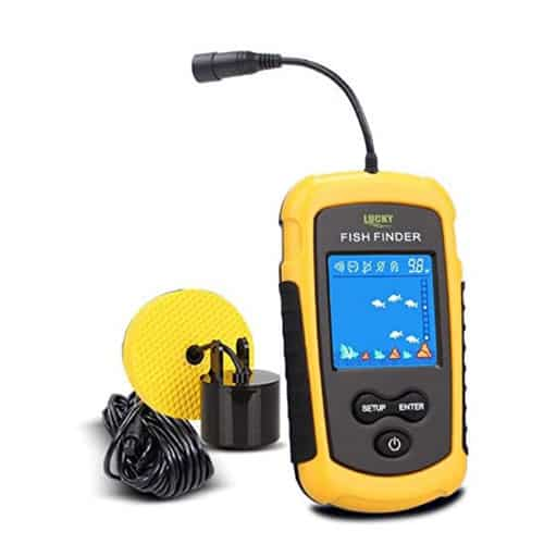 LUCKY FF1108-1C Portable Fish Finder