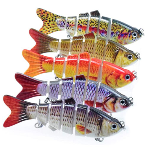 Lixada Fishing Lures For Pike