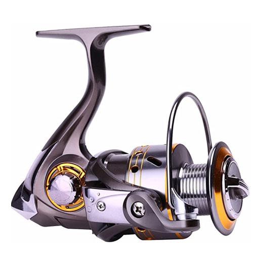 Sougayilang Fishing Spinning Reel For Bass
