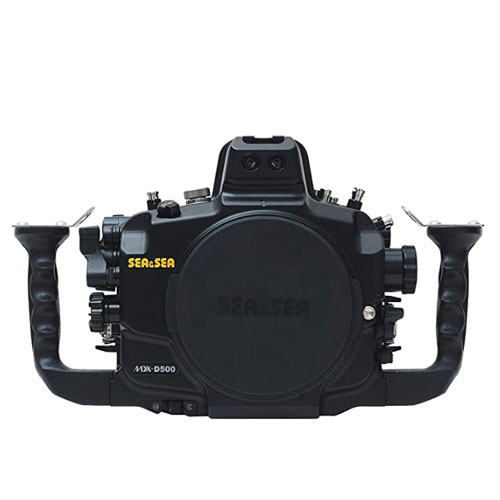 Sea&Sea MDX Nikon D500 Underwater Camera Housing
