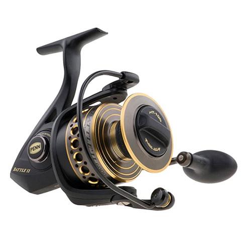 Penn Battle II Fishing Spinning Reel For Bass