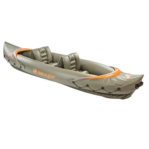 Sevylor Tahiti Inflatable Angler Kayak