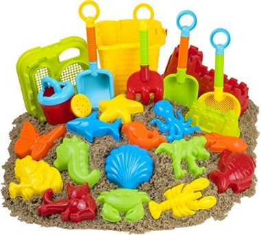 Kangaroo Kids Set Beach Toys