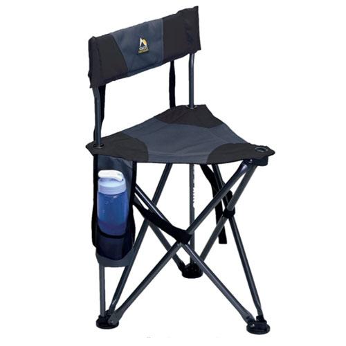 GCI Outdoor Folding Tripod Stool Fishing Chair