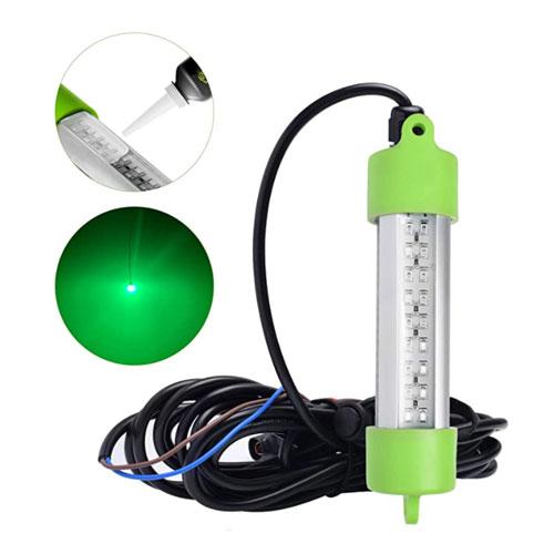 SF 12V 45W 108 LED Bait Submersible Underwater Fishing Light