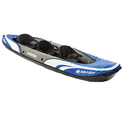 Sevylor Big Basin Inflatable Angler Kayak