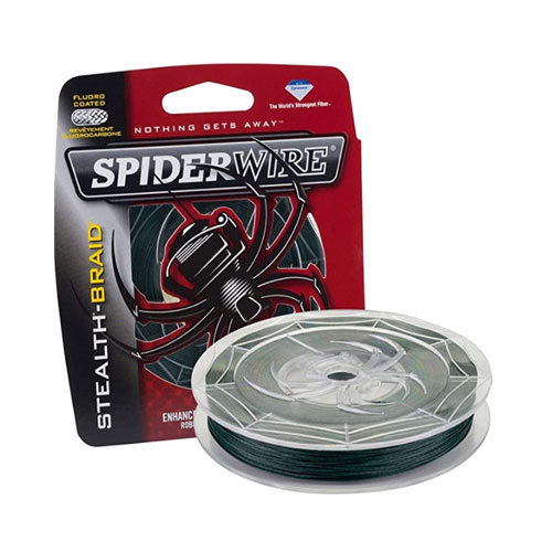 Spiderwire SCS15G-125 Braided Stealth Superline