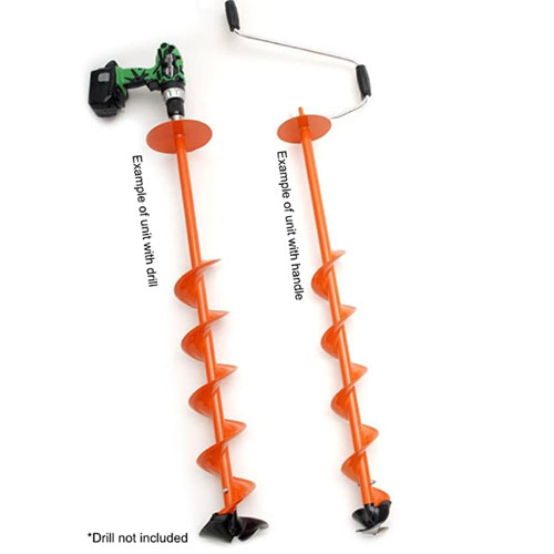 Nils master UR600C Cordless drill Ice auger