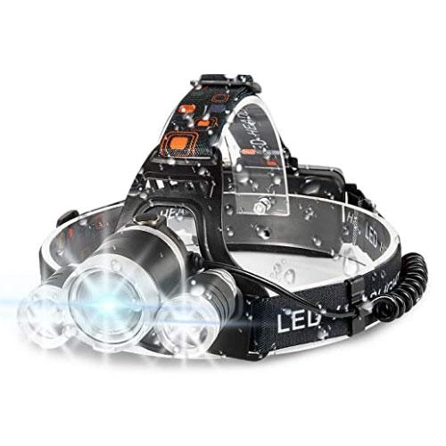 IKAAMA IK01 USB Rechargeable Fishing Headlamp