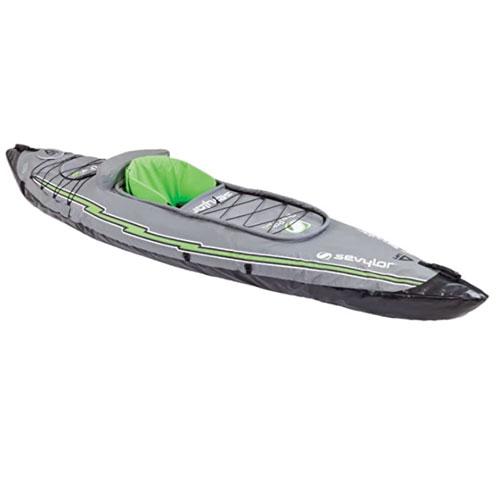 Sevylor Quikpak K5 Inflatable Angler Kayak