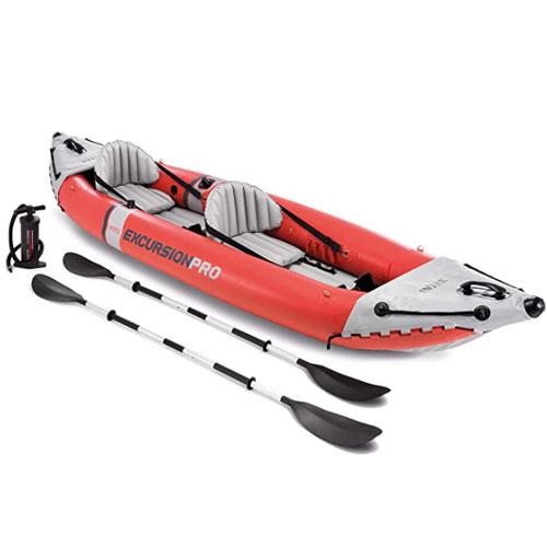 Intex Excursion Pro Inflatable Fishing Kayak