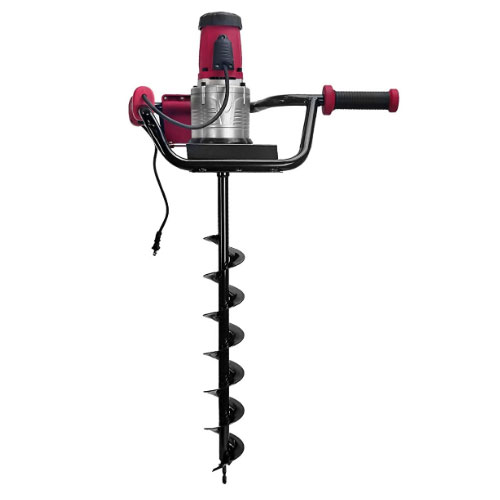 XtremepowerUS 1200W 1.6HP Electric Post Hole Digger Ice Auger