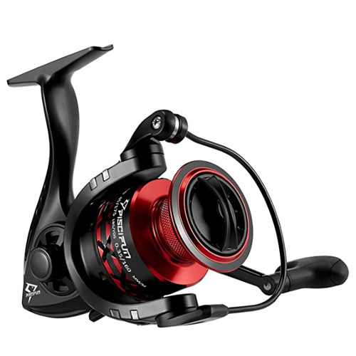 Piscifun Flame Spinning Reel for Bass