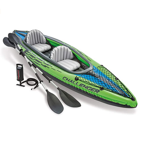 Intex Challenger K2 Inflatable Fishing Kayak