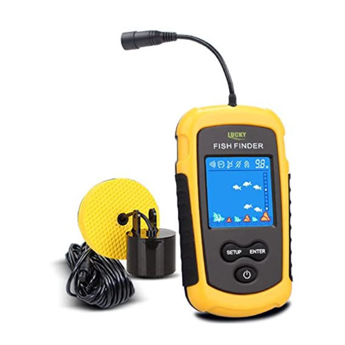 Lucky FF1108-1 Compact Fish Finder