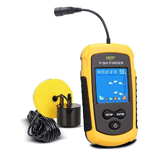 Lucky FF1108-1 Handheld Portable Fish Finder