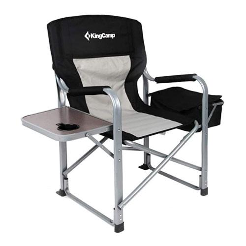 KingCamp Heavy Duty Folding/Director's Fishing Chair