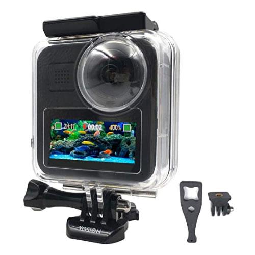 VGSION GoPro Max Underwater Camera Housing