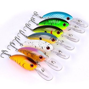 A-szcxtop Crankbaits For Bass Fishing