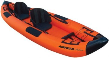 Airhead MONTANA Inflatable Fishing Kayak