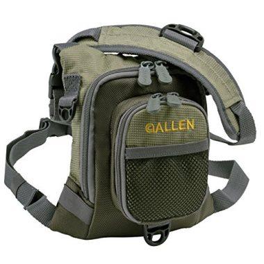 Allen Bear Creek Micro Chest Vest Fly Fishing Sling Pack